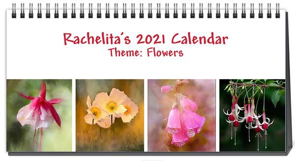 2020 FLOWER CALENDAR