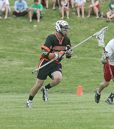 Lacrosse- Middlebury at CVU Semifinals 2008