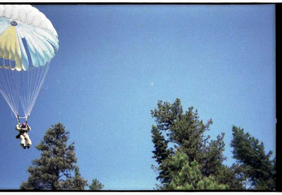 U.S. Forest Service Smokejumpers