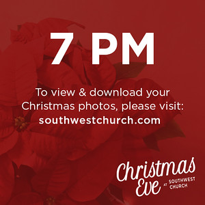 Christmas Eve - 7 PM