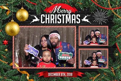 Faith Way Christmas Luncheon December 8 2018