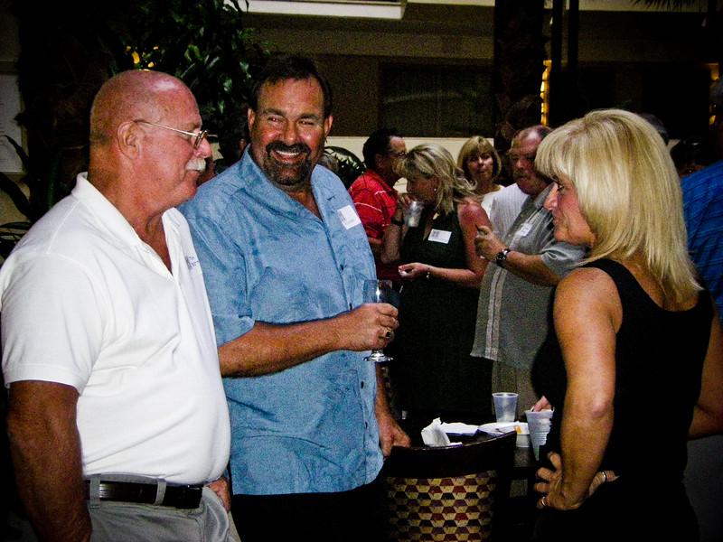 -----, Bill Smith (72), Michele Murphy Mele (74)