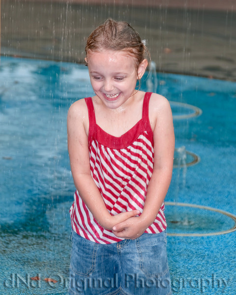 58 Ian & Brielle Six Flags July 2011 - Brielle Gets Wet (8x10).jpg