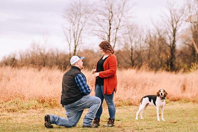 Jed & Liz - Surprise Proposal