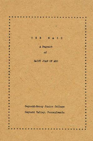 The Maid, 1953
