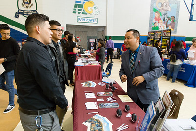 Montwood High School Career Showcase