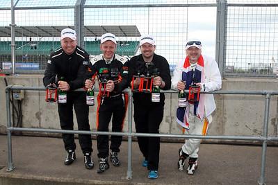 Vanquish Motorsport TCES Silverstone 24 Hours