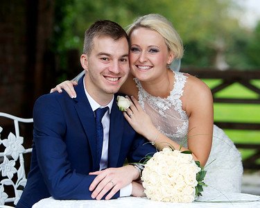 Charlotte and Dan Prior Wedding