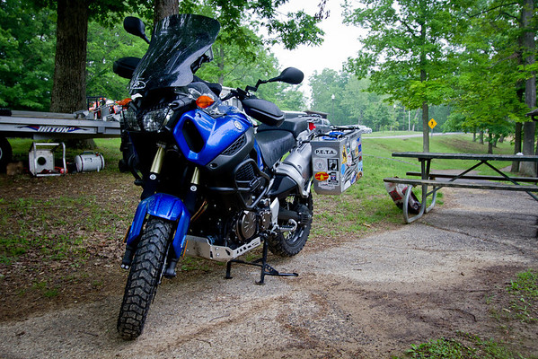 AMA Husqvarna National Dual Sport Trail Riding Series and AMA Yamaha Super Ténéré Adventure Riding Series: 2013 Hanging Rock 200