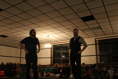 Pioneer Valley Pro Wrestling Fandom Friday September 30, 2016