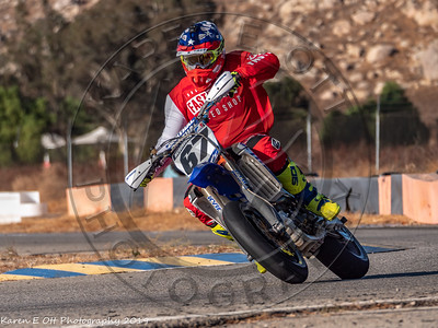 WAR Supermoto Winter Series 1 - Nov 2019
