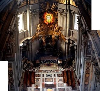Rome Vatican Hike to the Copula
