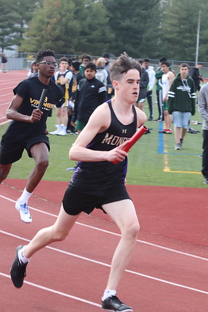 Boys Track vs EBHS and SBHS , April 9 2019