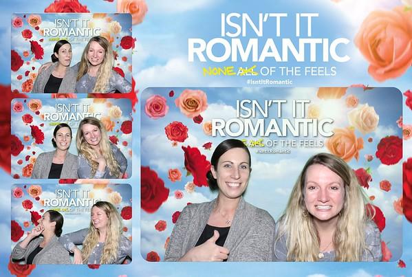 Isn't it Romantic (2/4/2019)