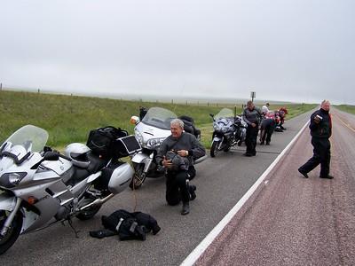 Bike trip 2008