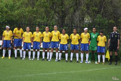 Dallas Cup XXXI - USWNT vs Brazil U17 (4/5/2010)