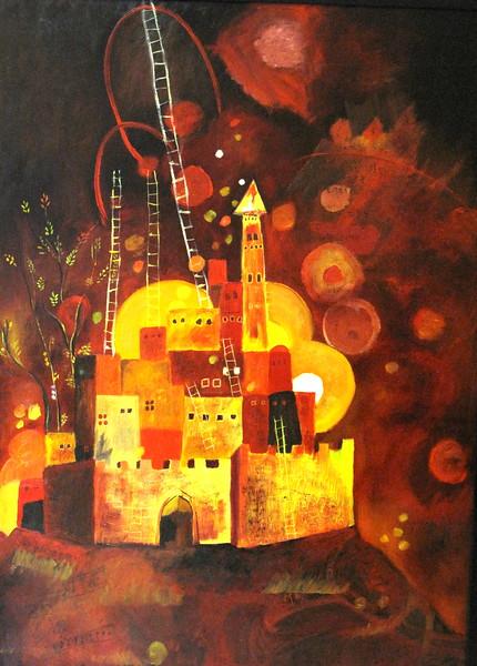 Heavenly Jerusalem (Oil).JPG