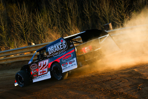 Mark Bush Racing Testing at Cedar Ridge