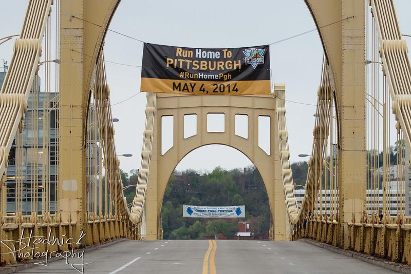 2014 Pittsburgh Marathon Part 1