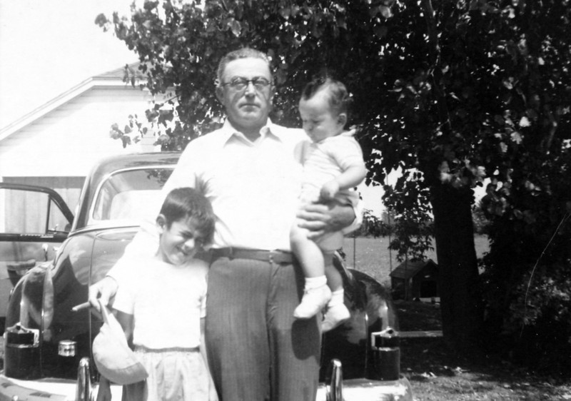 Uncle Norm, George and Edwin.JPG