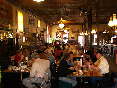 Texas BMW Clubs Lunch In Westphalia 2008