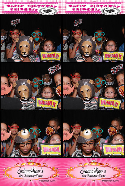 SedonaRose's Birthday Party 12-15-13