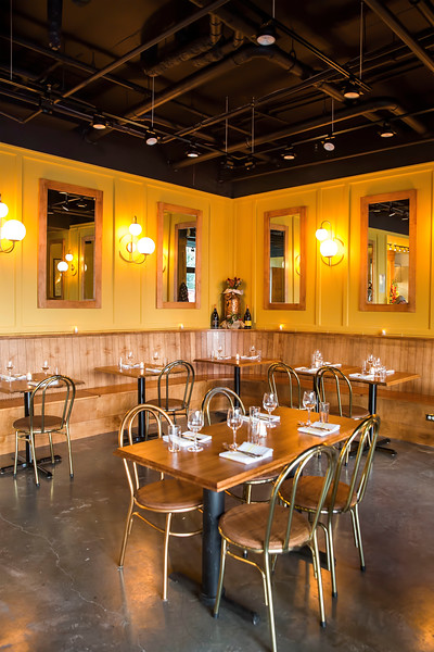 Restaurant - L'Oursin Seattle