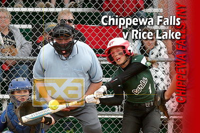 Chippewa Falls tny - Chippewa Falls vs Rice Lake SB19