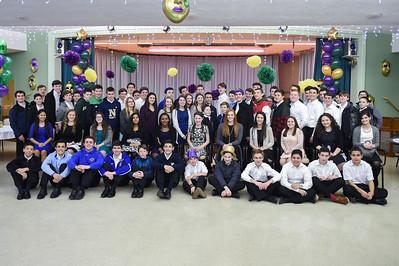 Junior/Senior Prom – February 2016