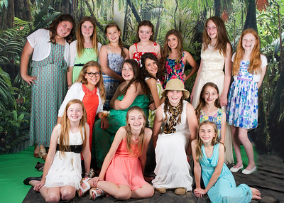 Girl Scout Dance