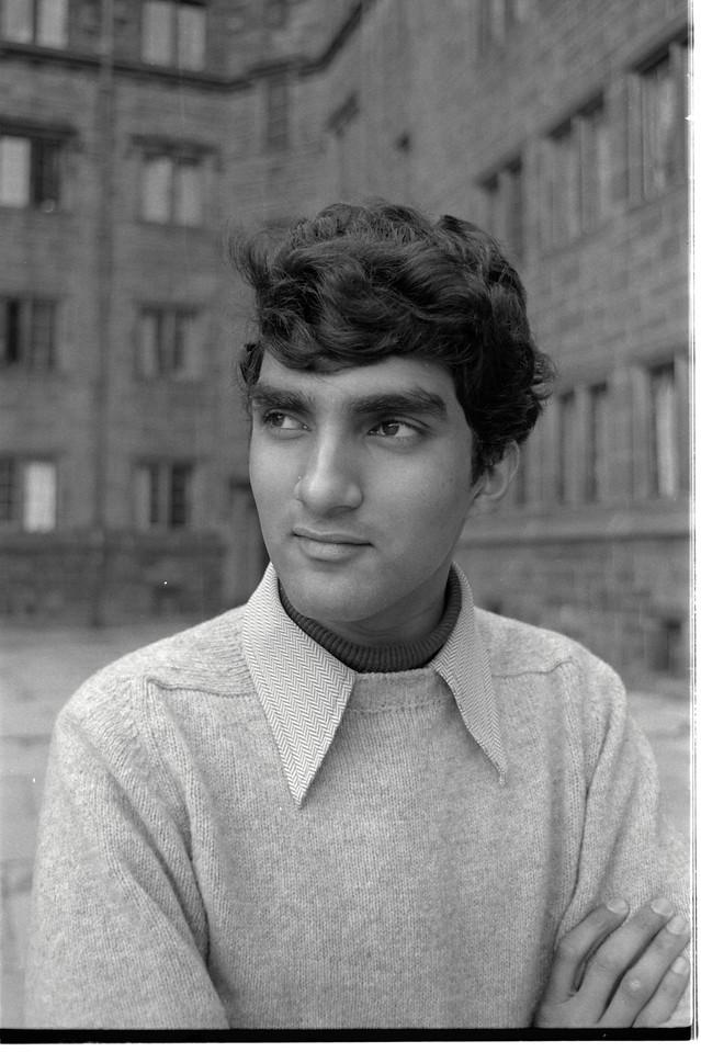 Ashok Balasubramanyam, Yale '77<br /> (1973)