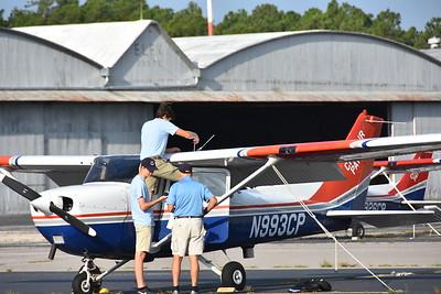 MER Col Roland Butler Powered Flight Academy