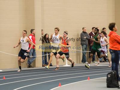 Men's 3000 Meters - 2013 WHAC Indoor Championships