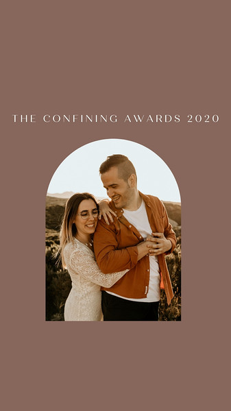 THE CONFINING AWARDS 2020