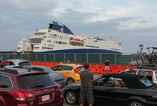 Novastar Outbound, Aug. 2014