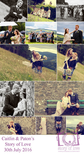 When Paton and I started planning our wedding, there was only one person we wanted to take our photographs. Natalie's images speak for themselves, she really does have the most amazing eye and has captured so many beautiful moments over the years. We wanted lots of relaxed, informal shots of friends and family and Natalie absolutely delivered.  Viewing our images for the first time was completely overwhelming and such a lovely way to re-live our wedding day.  The images are so personal to us and we are delighted with our photies and loved seeing everyone laughing and occasionally crying.  Its not just the images that we love, we loved having Natalie with us on the day, she has a way of making everyone feel instantly at ease and it's clear that she genuinely loves her job. Being snapped on your wedding day is surprisingly intimate and I can't imagine you can find a photographer that appreciates that as much as Nats. We can't recommend her enough.  Pure dead brilliant! Love Mr & Mrs Paton x