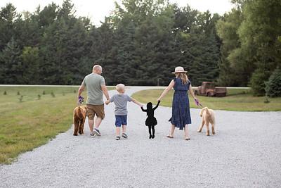 Hanson Family 2021