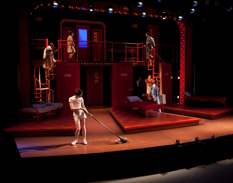 The Ritz by Terrence McNally. November 14, 2012. Williams College '62 Center