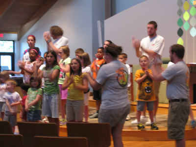 LOMO Outreach, Lord of Life Lutheran Church, Columbus - June 16-21, 2013