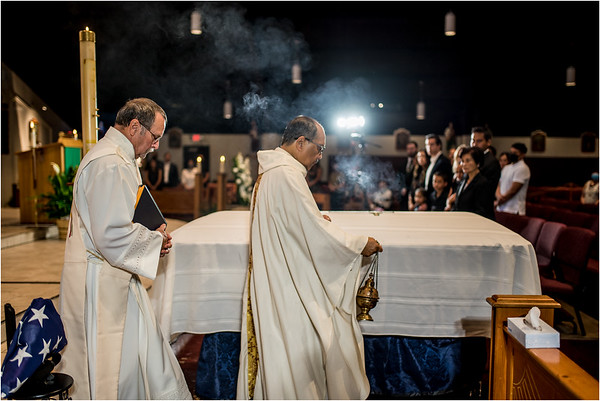 Funeral Mass | Orly Euperio