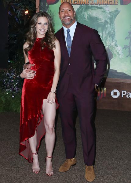 Lauren Hashian, Dwayne Johnson
