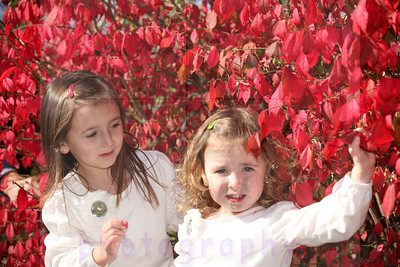 Lily and Ava 2012