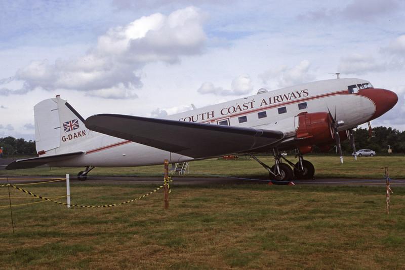 G-DAKK-DouglasC-47A-35-DL-SouthCoastAirways-EGKB-2000-06-03-HU-21-KBVPCollection.jpg