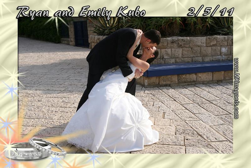 wedding magnet frame - rings and sparkles.jpg