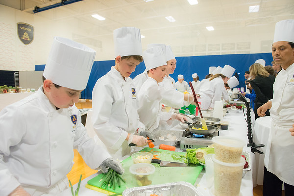 King Cares Cooking Competition