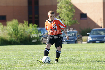 2011 Traughber Jr High Soccer