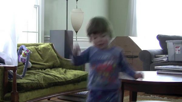 Video - Dancing Evan