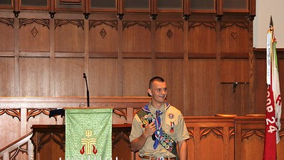 2016-08-14 Eagle Court of Honor