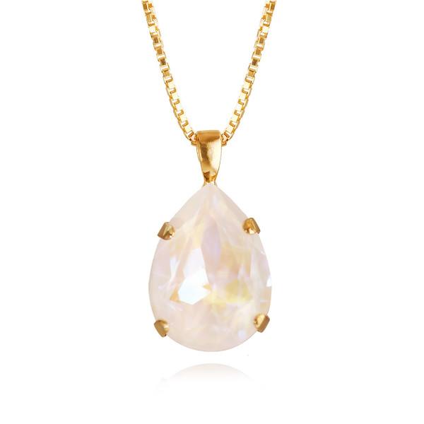 Classic Drop Necklace / Light DeLite