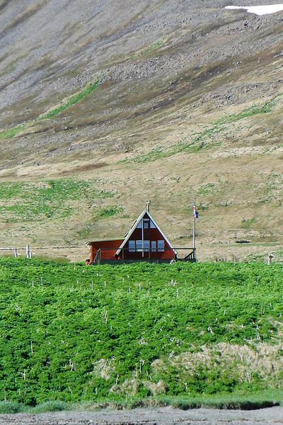 Aðalvík - Sæból. Jónshús 2013.